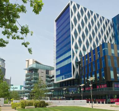£800m proposal will transform Salford University campus
