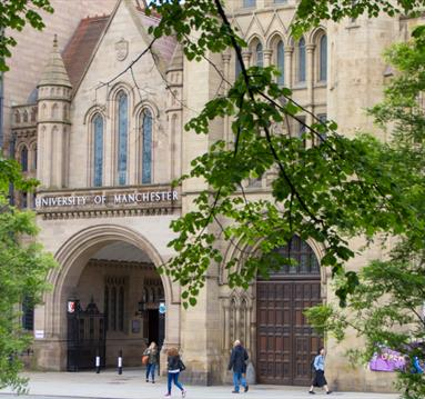 Thumbnail for The University of Manchester