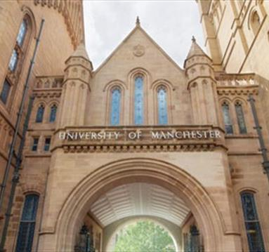 The University of Manchester ranking increases in world university league table