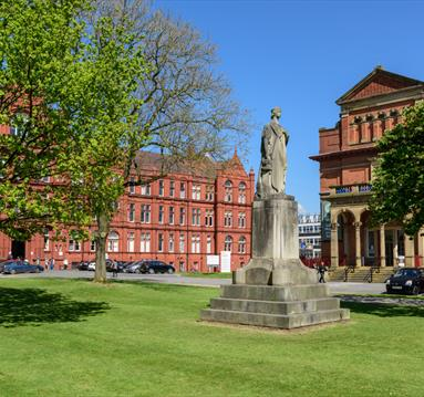 Salford University campus to be 'living laboratory' for green infrastructure