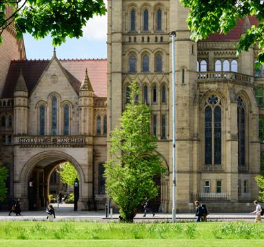 University of Manchester signs up to UN-supported Principles for Responsible Investment