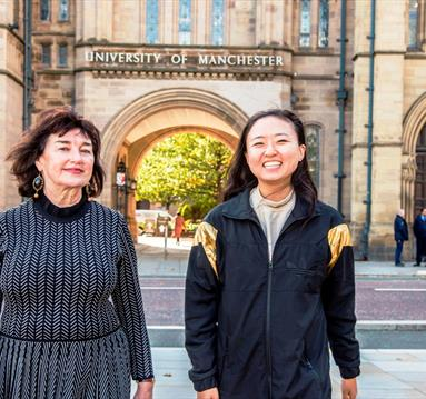 University of Manchester welcomes two new Fulbright US-UK exchange programme recipients