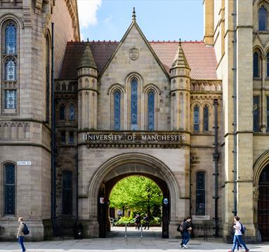 The University of Manchester Big Careers Fair